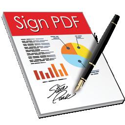 Подписание Электронной подписью документа PDF